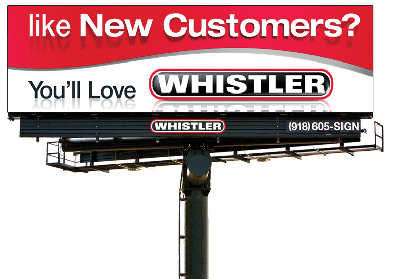 whistler media group - tulsa, oklahoma - billboards